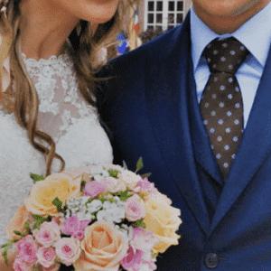Costume de marié rétro inspiration Années Folles